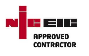 Deletate Service NICEIC Approved contractor